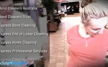 Cassandra Cooney Cleaning - Today Tonight (06/10/2016)