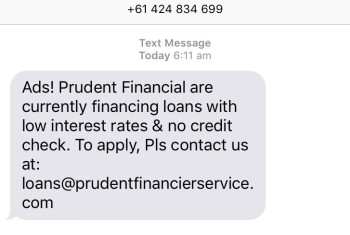 Prudentsms