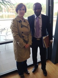 Perth fraud victim with Nigerian Detective