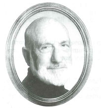 A photograph of Igor in a silver frame